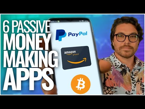 Stack These 6 Money Making Apps For Completely Passive Income