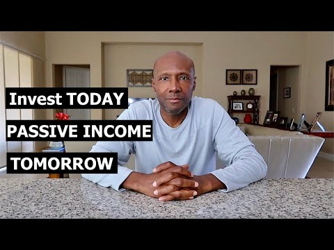 How To Invest TODAY and Build Passive Income For TOMORROW