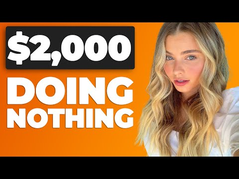 Earn $2,000 a Day In FREE Passive Income (Make Money Online)