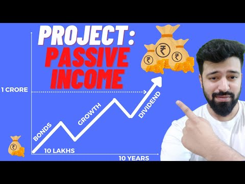 Project : Passive Income – Intro to my new investing channel