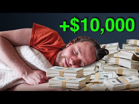 How I Earned $10K Passive Income (in 1 MONTH!)