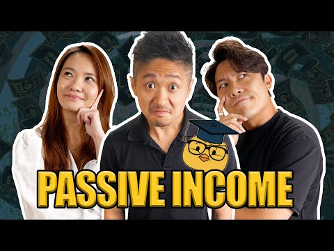 The Truth About Passive Income 2021 | Chicken Genius | Benny | Qiuyu | Café Money EP 10
