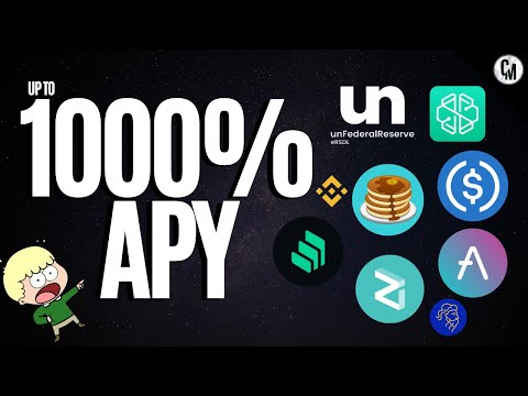 PASSIVE INCOME WITH DEFI | MAKE BIG MONEY ON CRYPTO HOLDINGS