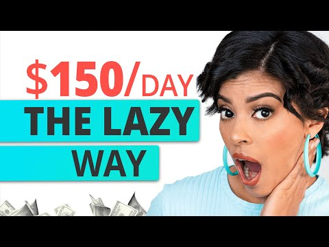 ($150/Day) 3 Lazy Ways To Start Making Passive Income Online in 2021 | Marissa Romero