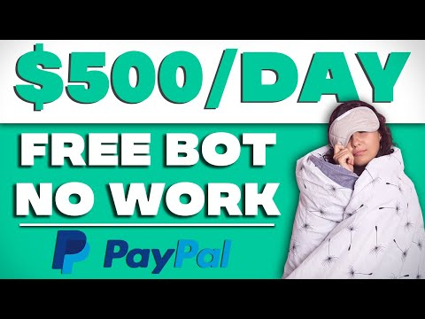 NEW APP PAYS YOU $500/Day With No Work! (Earn Passive Income 2021)