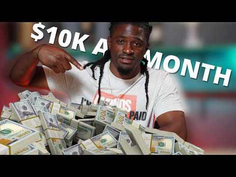 My 6 Streams Of Income For $10K A Month