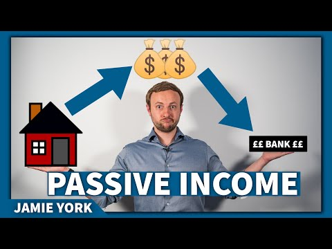 Is PROPERTY actually PASSIVE income?!