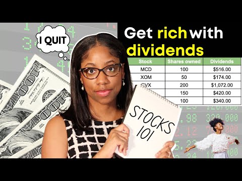How to QUIT your day job with PASSIVE INCOME dividend investments (STEP by STEP guide) for beginners
