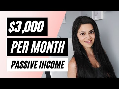 Passive Income Ideas Starting FROM SCRATCH