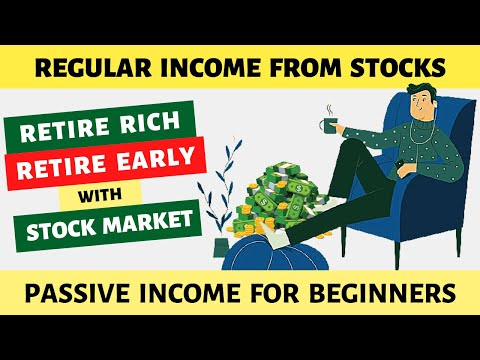 Regular Income from Stock Market | Passive Income for Beginners