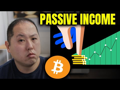 EARN PASSIVE INCOME WITH YOUR BITCOIN & ALTCOINS