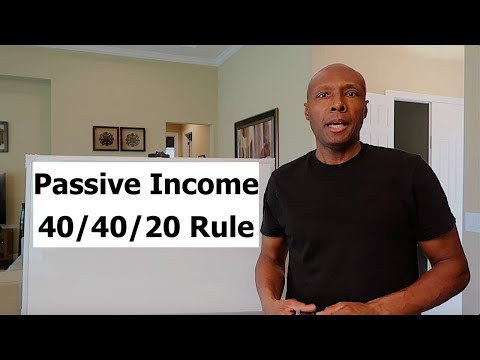 Do This To Create Passive Income That Will Last Generations