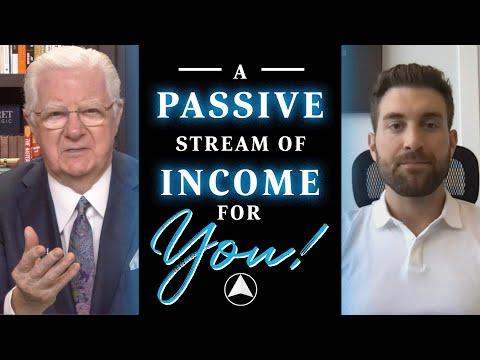 A Passive Income Stream for You! | Bob Proctor & Michael Walding