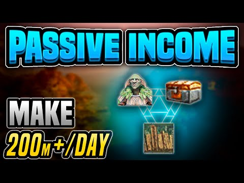 [BDO] Passive Income 200m+/Day – Money Making Guide – Black Desert Online