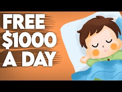Make $1,000+ On Autopilot (NO WORK)   Passive Income