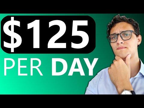 7 Passive Income Ideas to Make Over $125 per Day