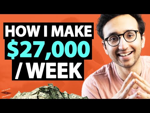 How I MAKE $27,000/ Week With PASSIVE INCOME & Productivity Secrets   Ali Abdaal & Lewis Howes