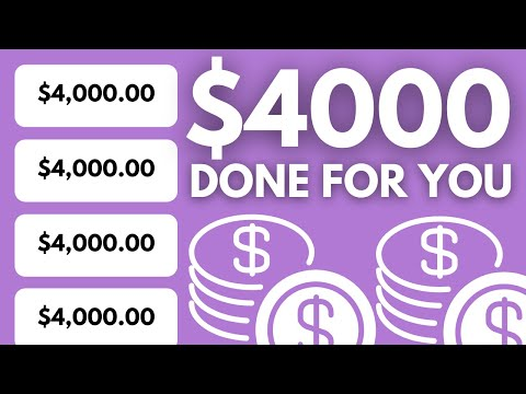 Make $4,000 In Passive Income With This NEW FREE Bot! (Make Money Online)