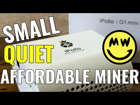 I'm Earning Passive Income With This Quiet & Affordable Crypto Mining Rig | Ipollo G1 Mini Review