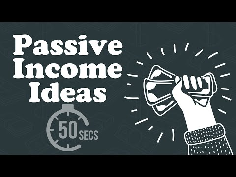 Top 5 Passive Income Ideas in 2021 #shorts