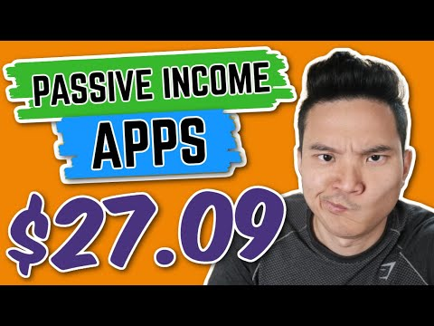Top 10 Passive Income Apps 2021 (Make Money By Doing Nothing)