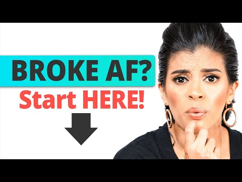 BROKE AF? Start with ZERO and make $100,000 in passive Income