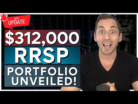 RRSP UPDATE! $312,000 RRSP Portfolios Unveiled: 12% Yield   Strategy Pivot to U.S. Listed Funds!