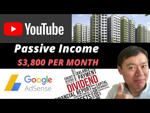 Find Out How I Make $3,800/month Passive Income In Singapore! 🤜  Steps You Can Do Today!