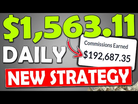 Earn $1,563 Daily In Passive Income That Takes 20 Minutes To Run (EASIEST Way To Make Money Online)