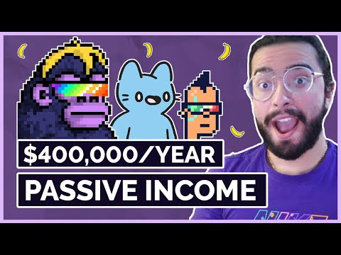 Earn Passive Income Holding these NFTs