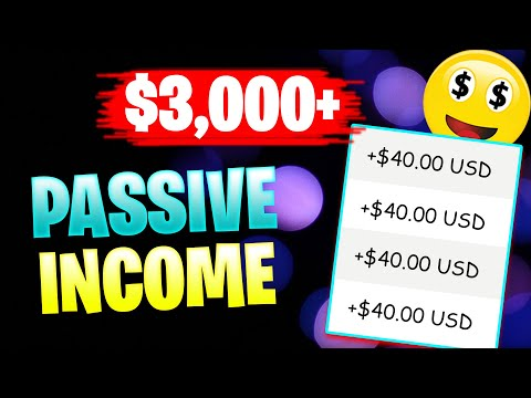 Earn $3,000+ in Passive Income For FREE! (How to Make Passive Income 🔥)