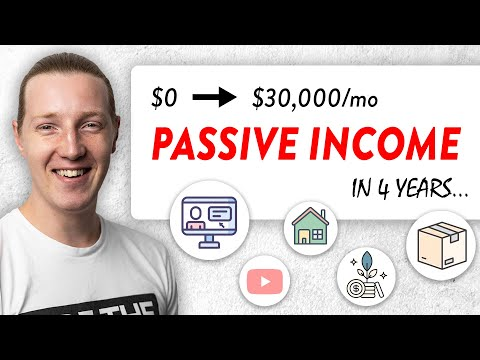 How to Build RELIABLE Passive Income for 2022