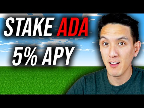 How to Stake Cardano ADA to Earn Passive Income (5%+ APY)