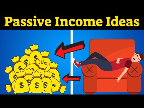 10 Passive Income Ideas From Your Savings