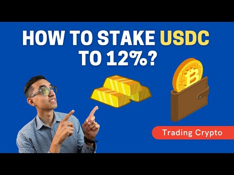 How I get $80 a month as Passive Income Staking USDC / USDT!