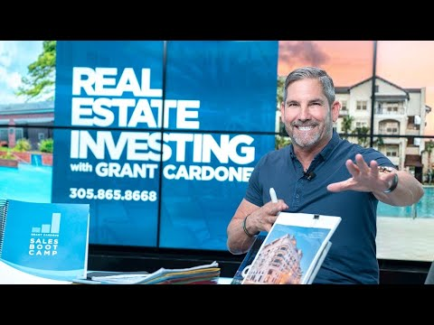What's Better Earned Income or Passive Income – Real Estate Investing with Grant Cardone
